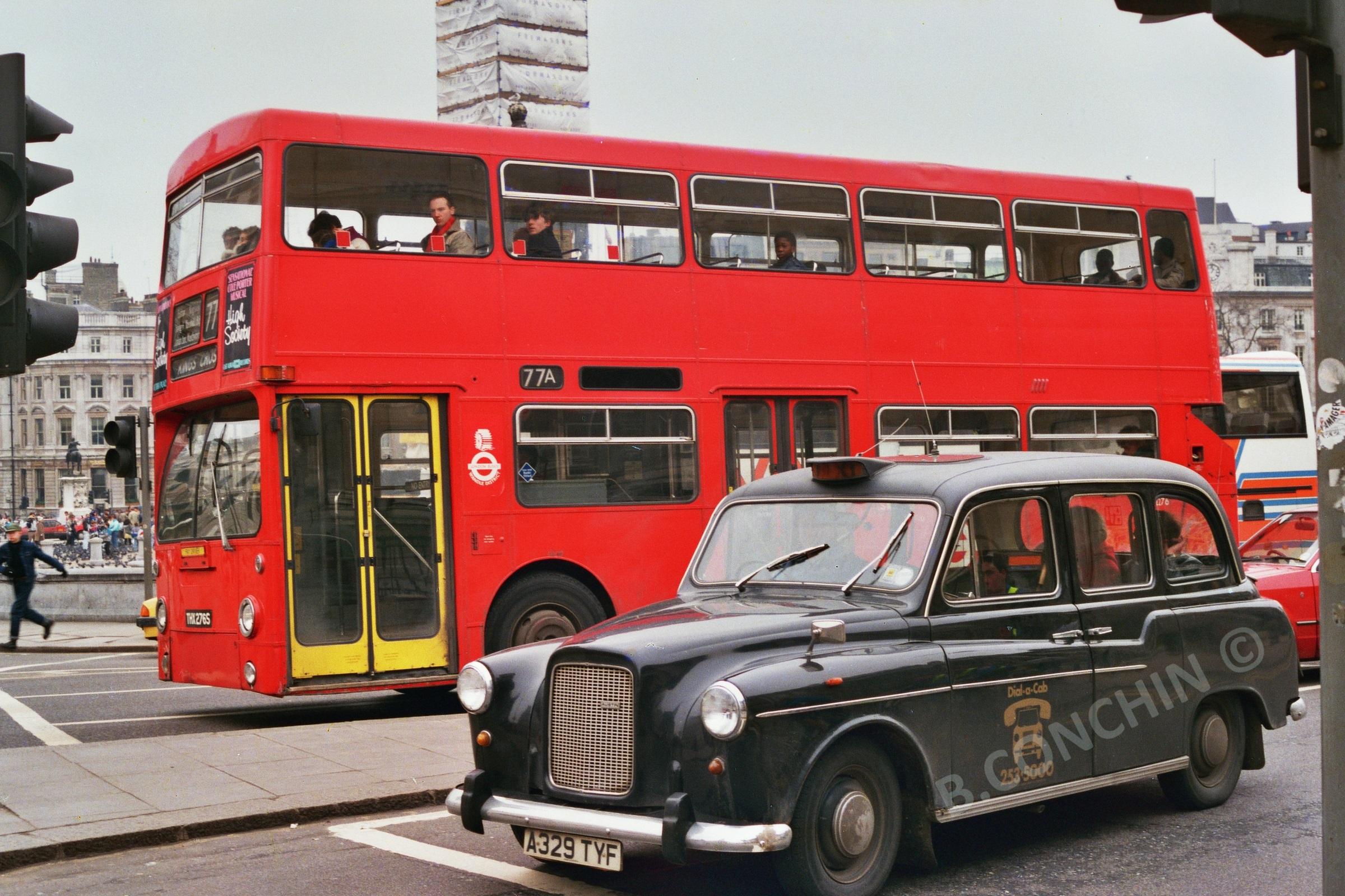 Transports londoniens