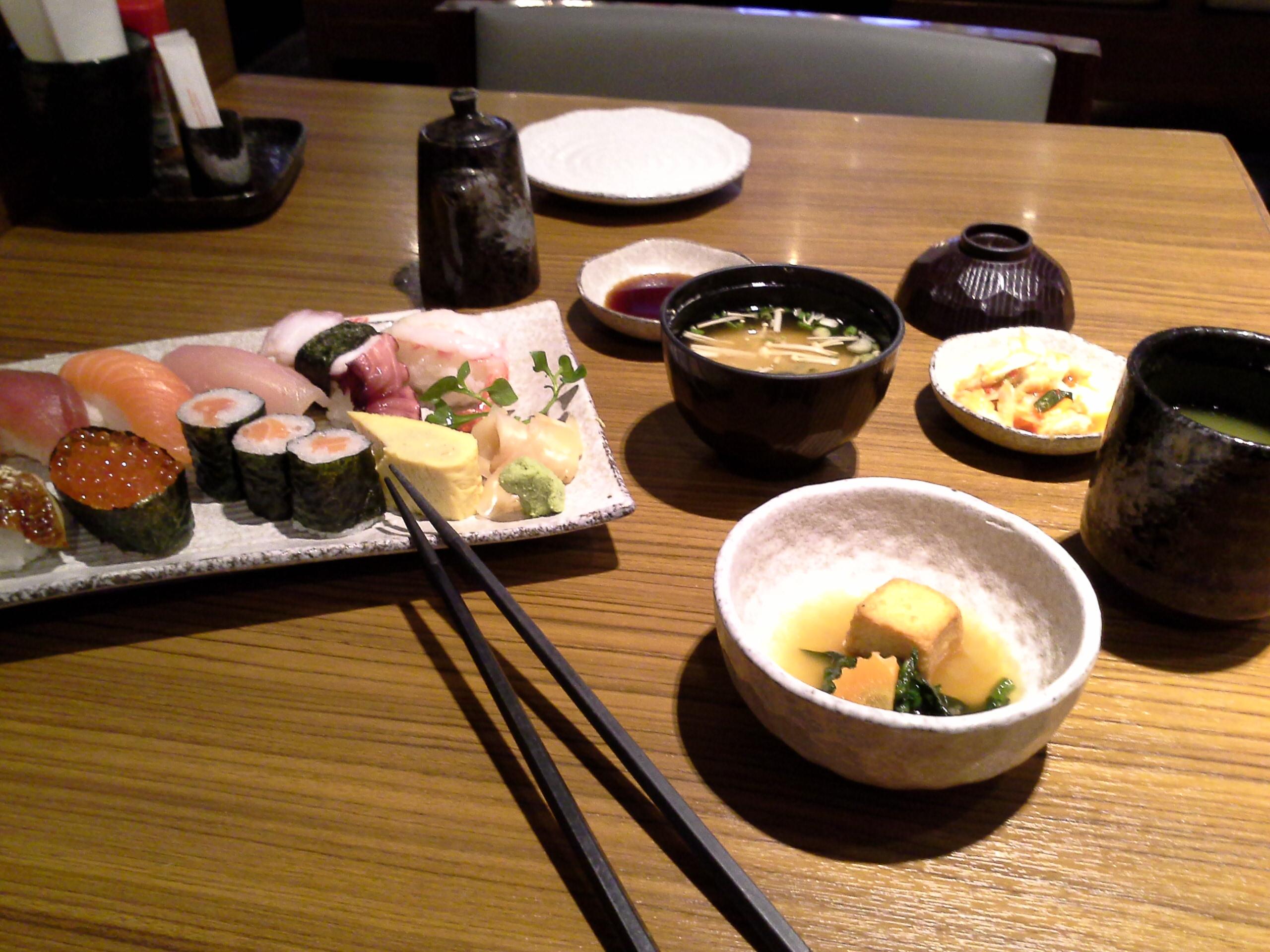 Restaurant japonais - Bangkok