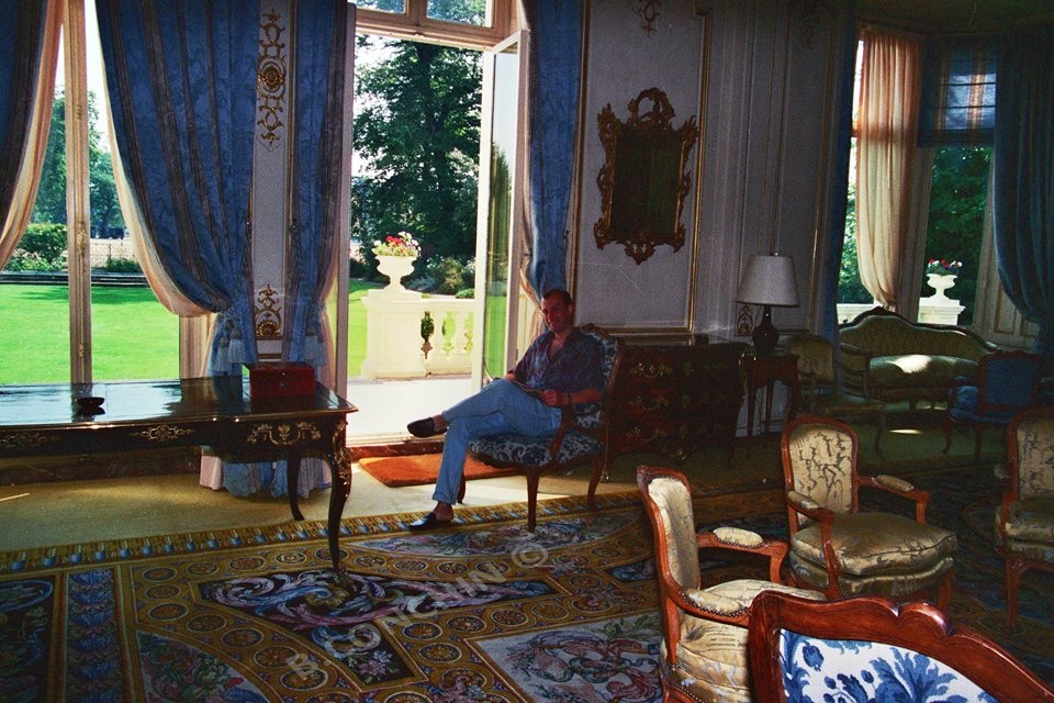 Résidence de l'ambassadeur de France