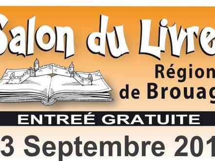 Salon du livre de Brouage