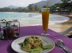 Petit-déjeuner avec vue - Thaïlande