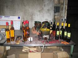 Liqueurs artisanales