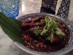 Ragoût de bœuf aux épices - Phuket