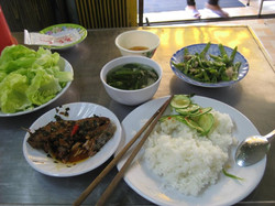 Déjeuner vietnamien