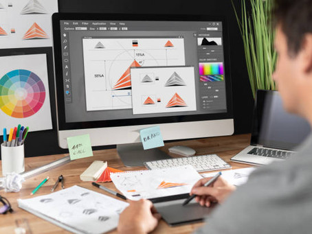 The game changer for graphic designing