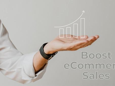 Boosting Ecommerce Sales