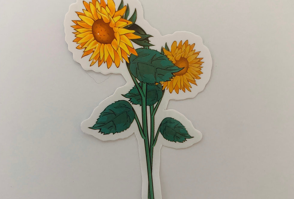 Sunflower Double Flower