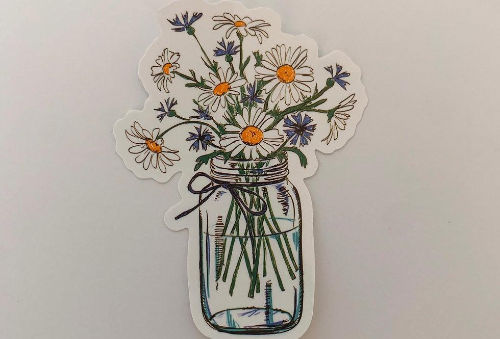 Multi Daisy Bouquet Flower