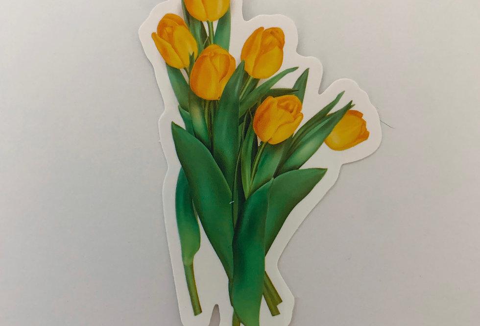 YellowTulip Flower