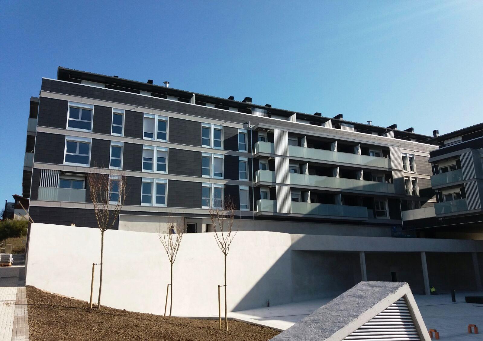 65 viviendas en Hondarribia
