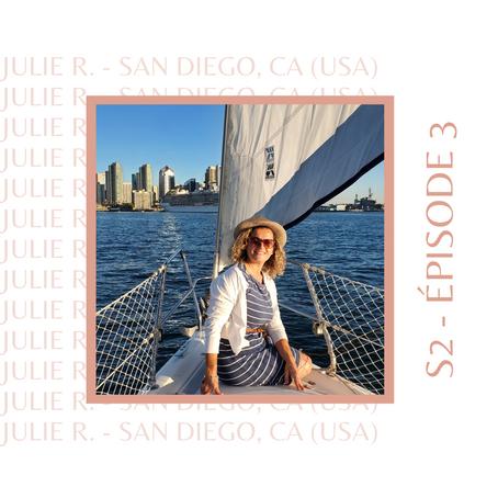Julie : Celle qui s'était réinventée en Californie