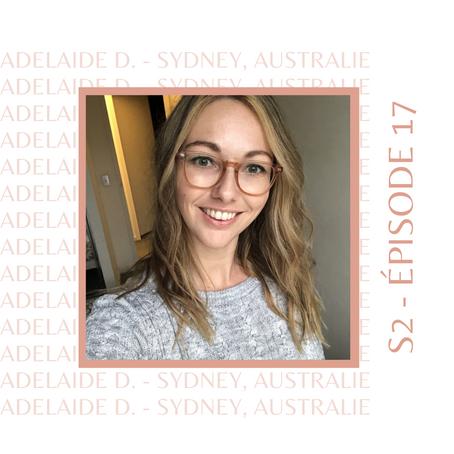 Adelaïde D. : Celle qui rêvait de vivre à l'étranger