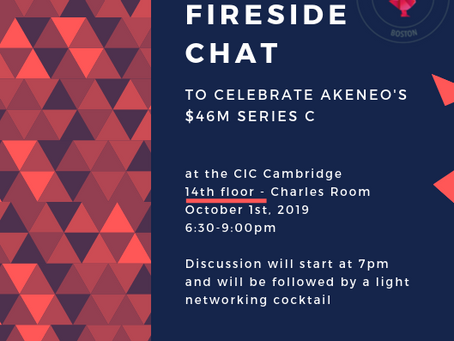 Celebrating Akeneo's 46M$ Series C with the founders