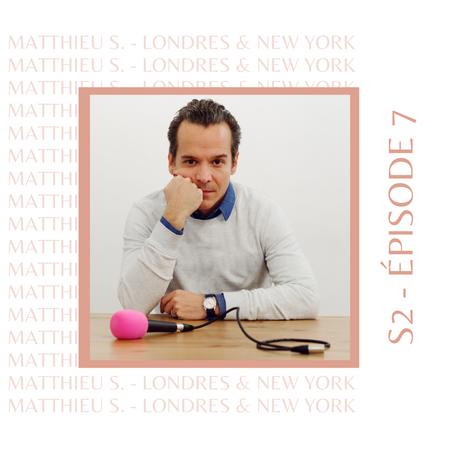 Matthieu Stefani : Celui que l'expatriation a transformé en entrepreneur