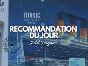 Recommandation : Petit Vulgaire