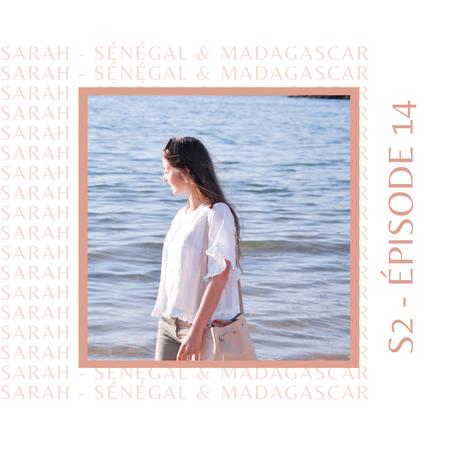 Sarah M. : Celle qui a grandi en Afrique