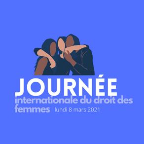 Sélection : Journée Internationale du Droit des Femmes. Une invitation à la réflexion.
