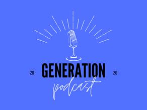 Generation Podcast : le petit troisième ... le petit dernier ? Pas sûre.