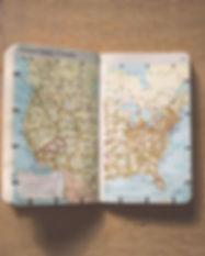 A road trip manual, that I plan to tick
