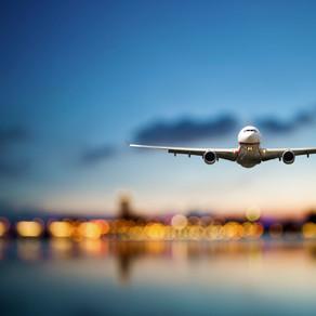 VOYAGE - Le premier vol de Felix pour ses 3 mois