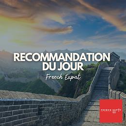 Recommandation : Le français de Shanghai