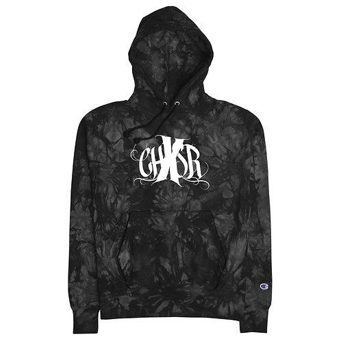 CHXSR - Champion tie-dye hoodie