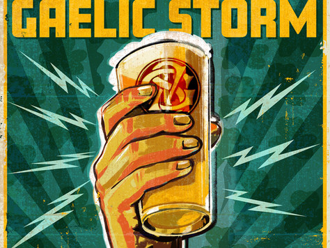"""Gaelic Storm Releases """"One For The Road"""" Mixtape"""