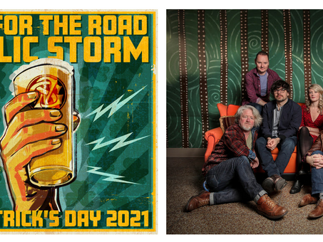"""Gaelic Storm Announces """"One For The Road"""" St. Patrick's Day Livestream Concert"""