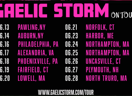 Gaelic Storm Announces June Tour Dates