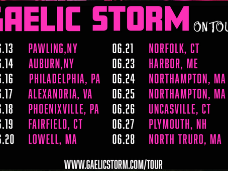 Gaelic Storm Announces June Tour Dates