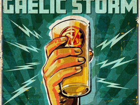Gaelic Storm Release 2 New songs
