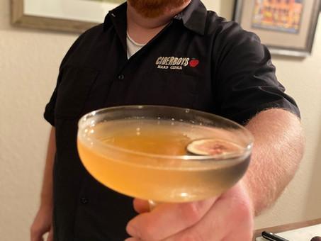 RECIPE: Cider Boys Sparkling Fig & Honey Cocktail