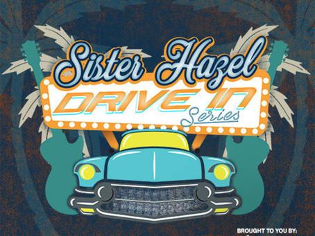 Sister Hazel Announces Drive-In Concert Series