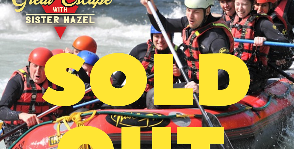 July 26 - Ft. Collins, CO - White Water Rafting for 6