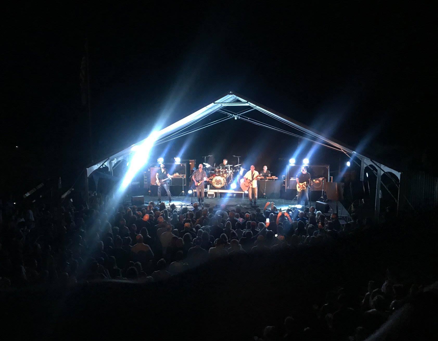 Beach Concert 2018