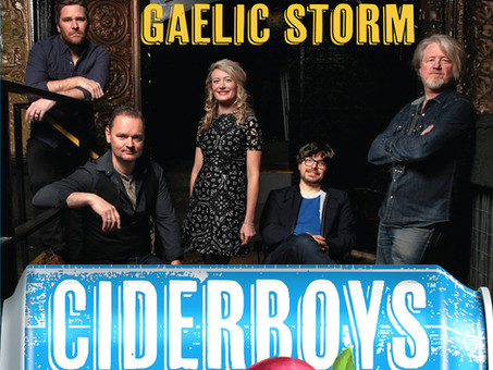 ciderboys: A Cold One with gaelic storm spotify playlist
