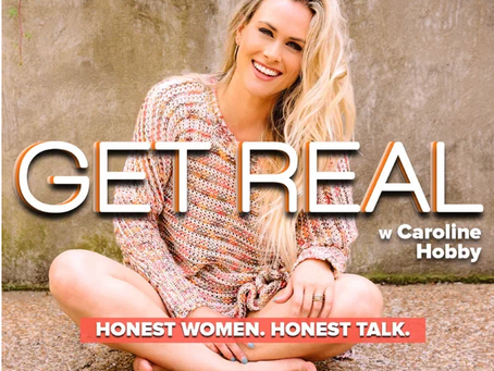 """Ken Block Talks with Caroline Hobby on the """"Get Real"""" Podcast"""