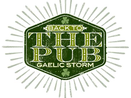 Gaelic Storm Back To The Pub Concert/Livestream