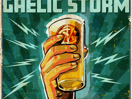 """Gaelic Storm releases""""Whiskey You're The Devil"""""""