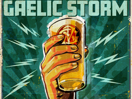 "Gaelic Storm Releases ""lanigan's ball"""