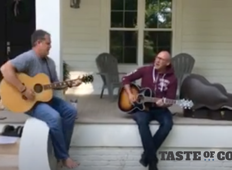 "Sister Hazel Revisit ""Champagne High"" To Raise Awareness, Funds For Touring Crew"