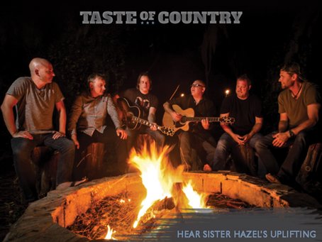 "Taste of Country Premieres Track, ""Here With You"" by Sister Hazel"