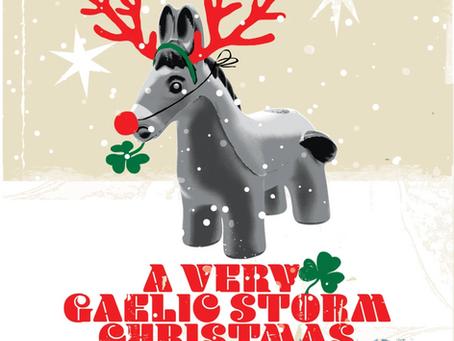 PRE-ORDER A Very Gaelic Storm Christmas Quarantine Mixtape EP
