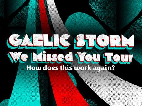 Gaelic Storm Announces 2021-2022 Tour