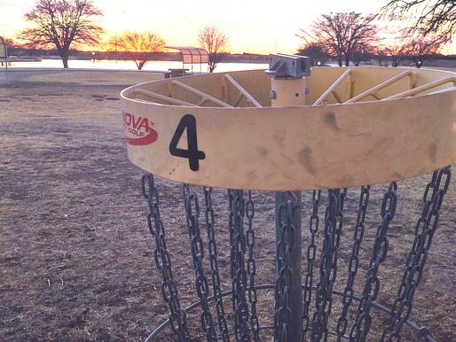 Disk Golf Tournament
