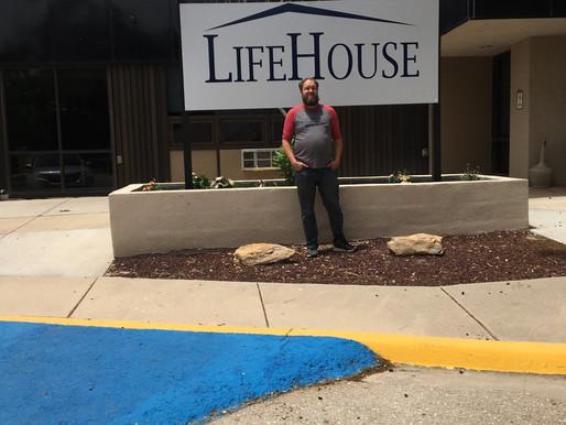 Get A Life house