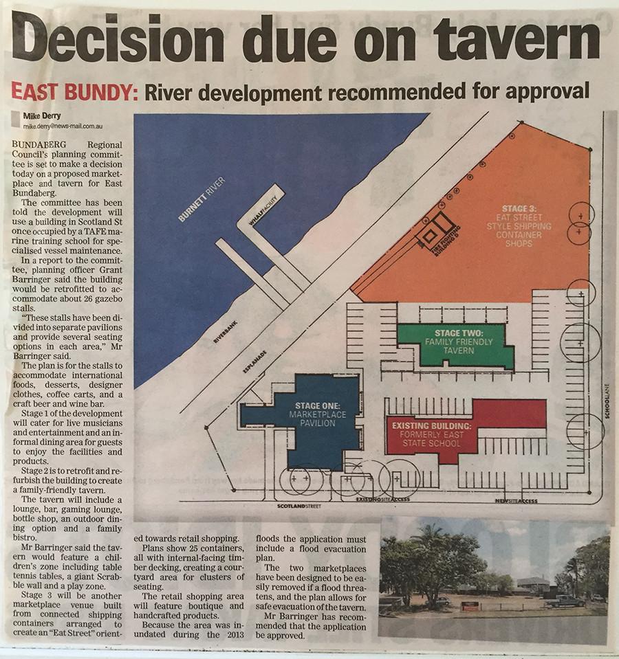 RiverFeast Proposal Plan