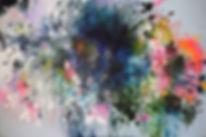 'Faith'_acrylic_on_cotton_1.46_x_2.30_fr