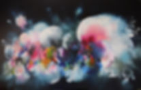 'Laila'_(night_born)_acrylic_on_cotton_1