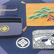 万寿盆・切手盆
